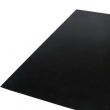 Плоскост от разпенено PVC - 3 мм черно
