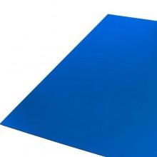 Плоскост от разпенено PVC - 3 мм синьо