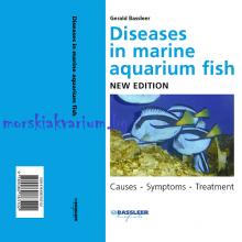 Diseases in marine aquarium fish (New Edition - 2019)