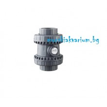 FIP PVC-U възвратен клапан Easyfit - ф 32 мм
