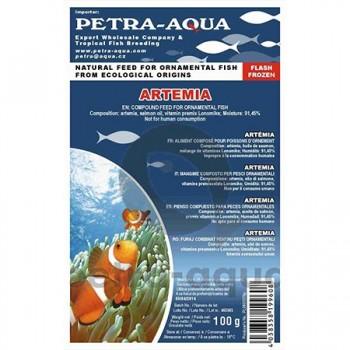 Замразена храна - Artemia (блистер), 100 грама