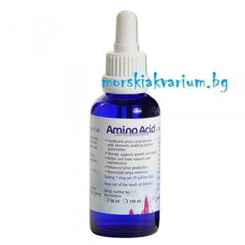 Korallen-Zucht Amino Acid Concentrate - 10 ml