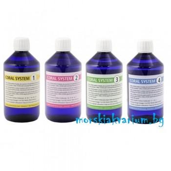 Korallen-Zucht Coral System Package - 250 ml