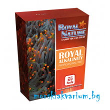 Royal Nature Alkalinity Professional test
