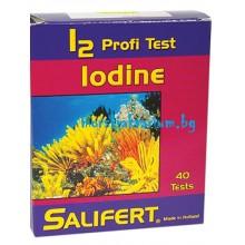 SALIFERT IODINE I2 Profi test