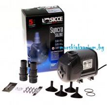 SICCE SYNCRA SILENT 2,5 - 2400 L/h